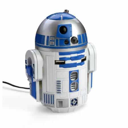 Star Wars R2 D2 USB Car Charger