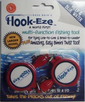 Hook Eze Reef Blue Multi Function Fishing Tool