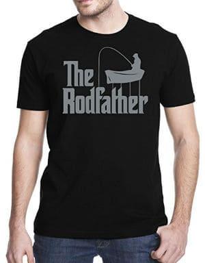 The Rodfather Funny Parody T Shirt