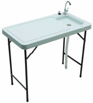 Tricam MT 2 Outdoor Fish And Game Cleaning Table