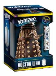 YAHTZEE Doctor Who Dalek Collector's Edition