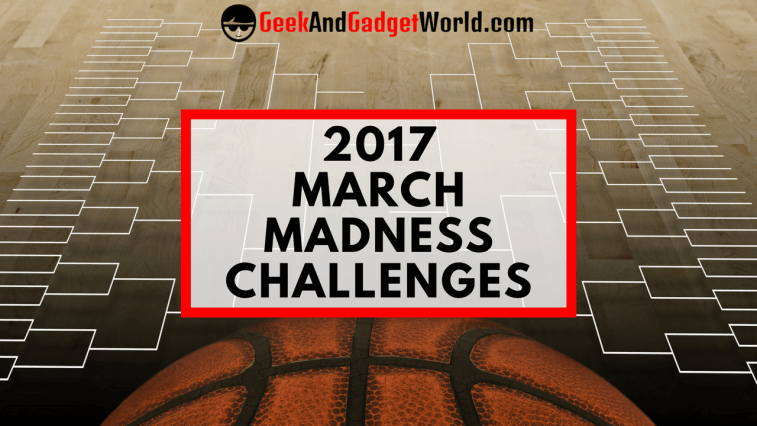 2017 March Madness Challenges To Enter
