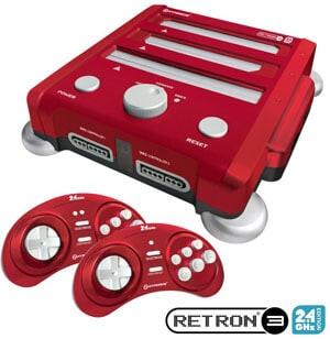 Hyperkin RetroN 3 Video Game System For NES SNES GENESIS 2