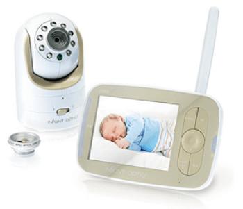 Infant Optics DXR 8 Video Baby Monitor