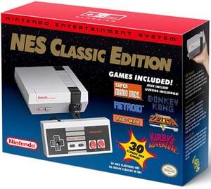 Nintendo Entertainment System NES Classic Edition 2