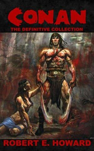 Conan The Definitive Collection