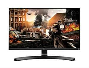 LG 27UD68 P 4K UHD IPS Monitor