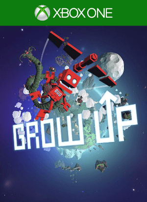 Grow Up Cover