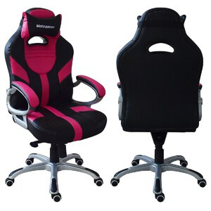 MotoRacer Gamer Edition Gaming Chair 2