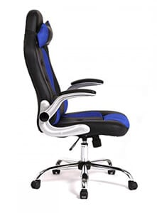 New High Back Race Car Style Bucket Seat Gaming Chair Bg