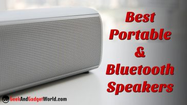 Best Portable Speakers Reviews