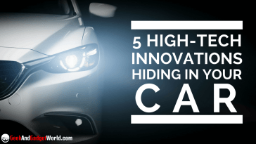 5 High Tech Innovations In Your Car