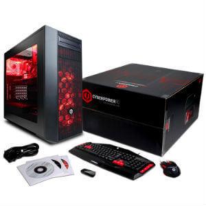 CyberpowerPC Gamer Xtreme VR GXiVR8060A2 Desktop Gaming PC 1