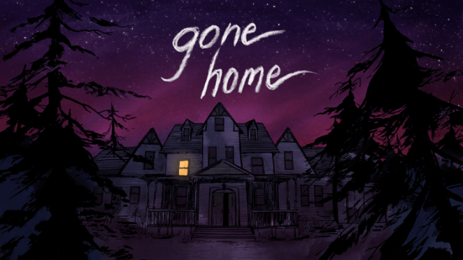 Gone Home Games With Gold
