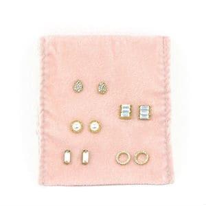 Violet Brooks Sparkling Earring Quint Gift Set