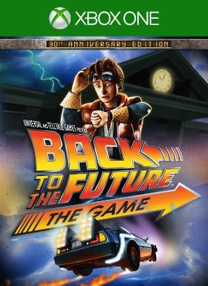Back To The Future Boxshot