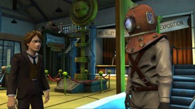 Back To The Future Screenshot