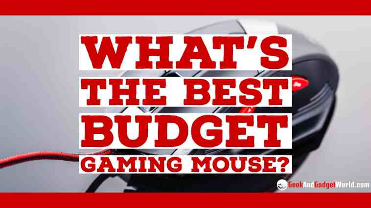 Best Budget Gaming Mouse Reviews