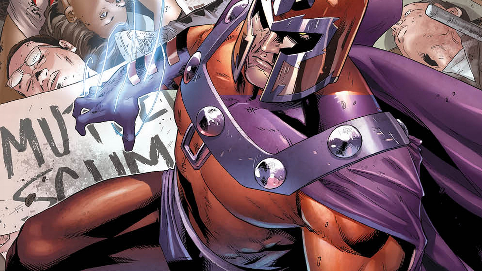Malcolm X And Magneto Comparing History To Fiction