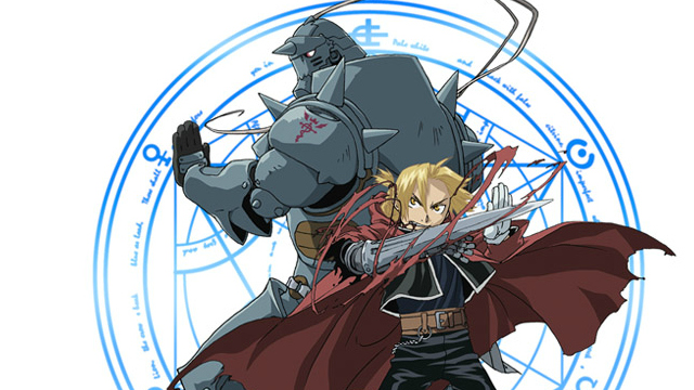 Ed And Alphonse Fullmetal Alchemist