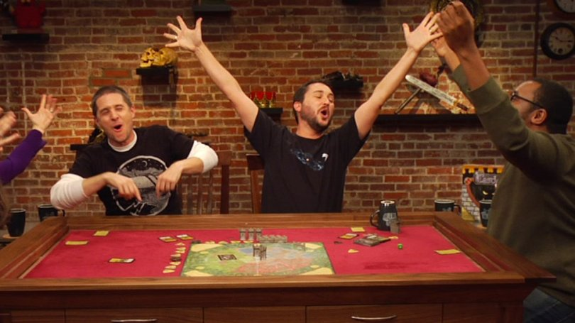 Hold On To Your Meeples  It s the Games of TableTop Season 4    Geek     Hold On To Your Meeples  It s the Games of TableTop Season