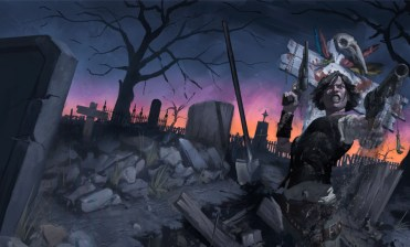Deadlands Comes Roaring Out Of The Grave With Two-Fisted Kickstarters