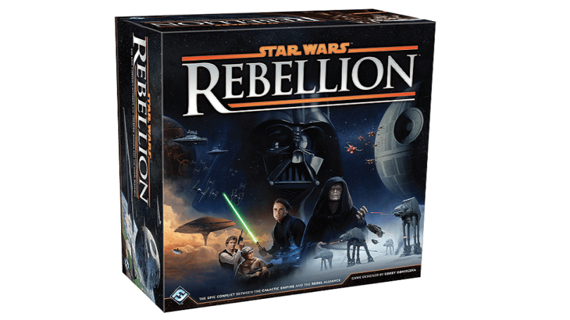 The Best Board Games of the Year     Star Wars  Rebellion   Geek and     The Best Board Games of the Year     Star Wars  Rebellion