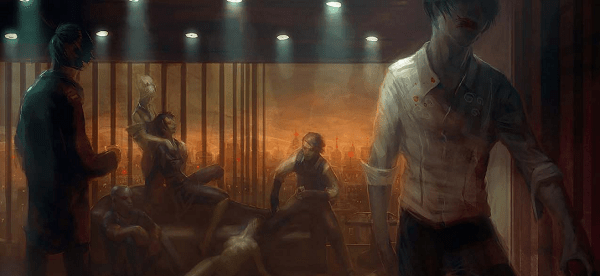 The Masquerade in VAMPIRE: THE MASQUERADE, Explained   Geek and Sundry