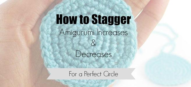 How to Crochet an Oval for Amigurumi | Shiny Happy World | 300x656