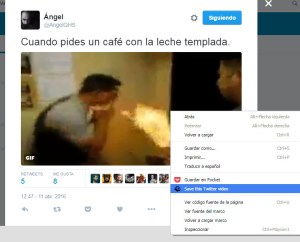 Twitter Video Assist