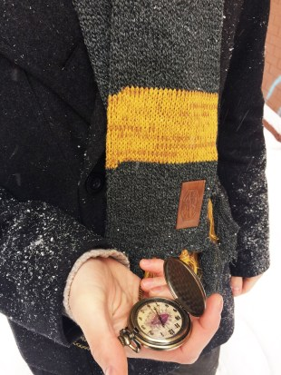 Animaux Fantastiques : Foulard de Newt Scamander et montre de poche Carte du Maraudeur