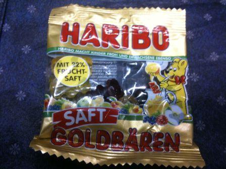 Gummi Bears from Germany