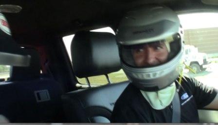Ford Professional Driver Matt
