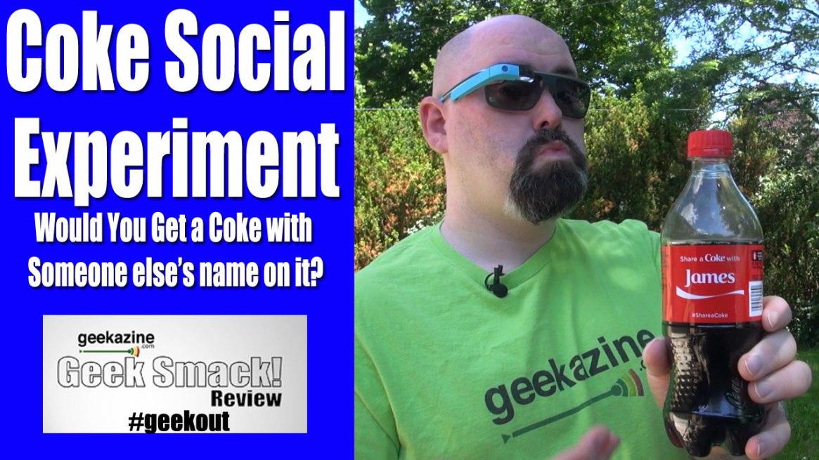 coke-experiment