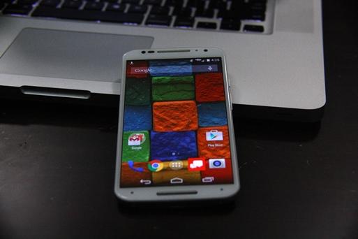 Motorola Moto-X Bamboo