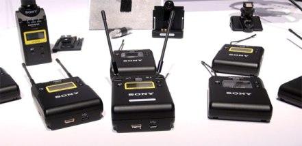 Sony UWP-D Line