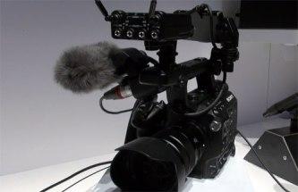 URXP03D on Sony Camera