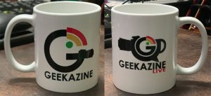 Geekazine Coffee Mug