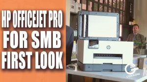 HP Reinventing SMB Printing with Office Jet Pro 8025, 8035, 9015, 9025, Premier