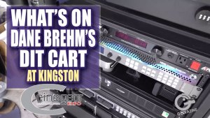 What's on Dane Brehm's DIT Cart with Kingston