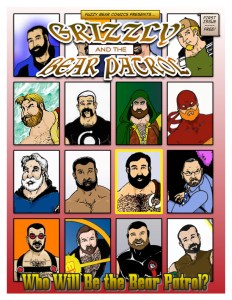 Grizzly & The Bear Patrol #1