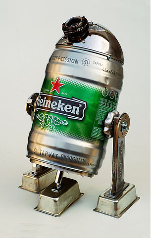 Bière R2D2