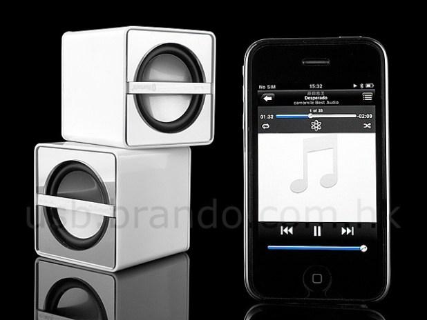 E-blue Bluetooth Speaker pour iPhone