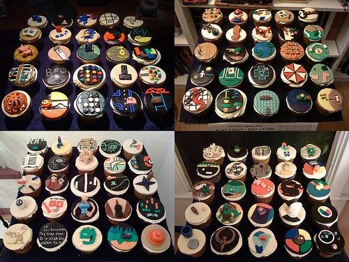 100 cupcakes 100 jeux