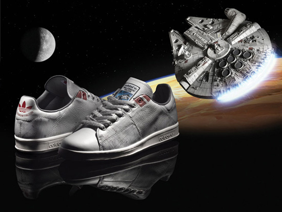 Adidas Star Wars - Falcon Millenium