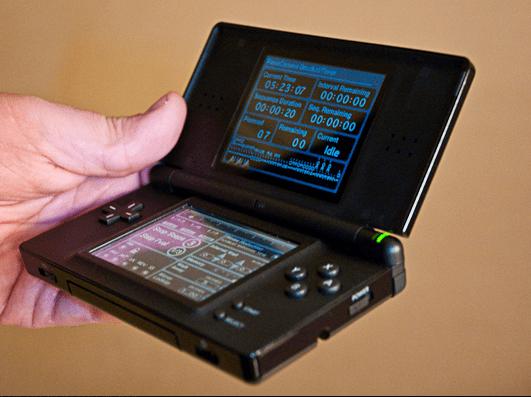 DSLR Nintendo DS
