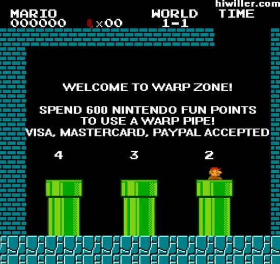 Mario Bros 2010