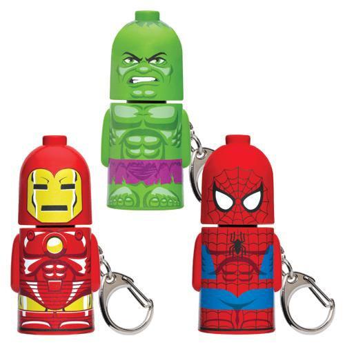 porte-clés Marvel