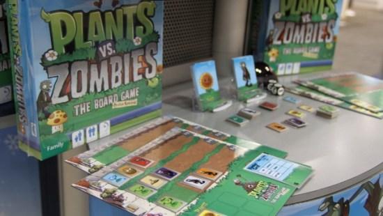 Plants vs Zombies : le jeu de société