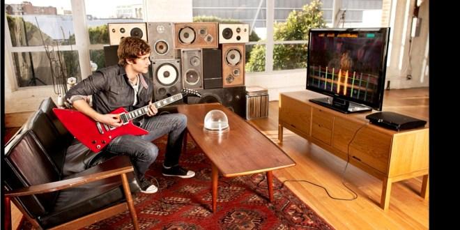 Rocksmith, une nouvelle façon d'apprendre la guitare